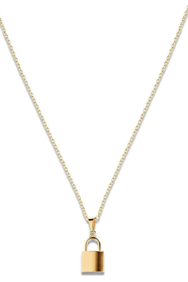 ELLIE VAIL | Uma Lock Necklace