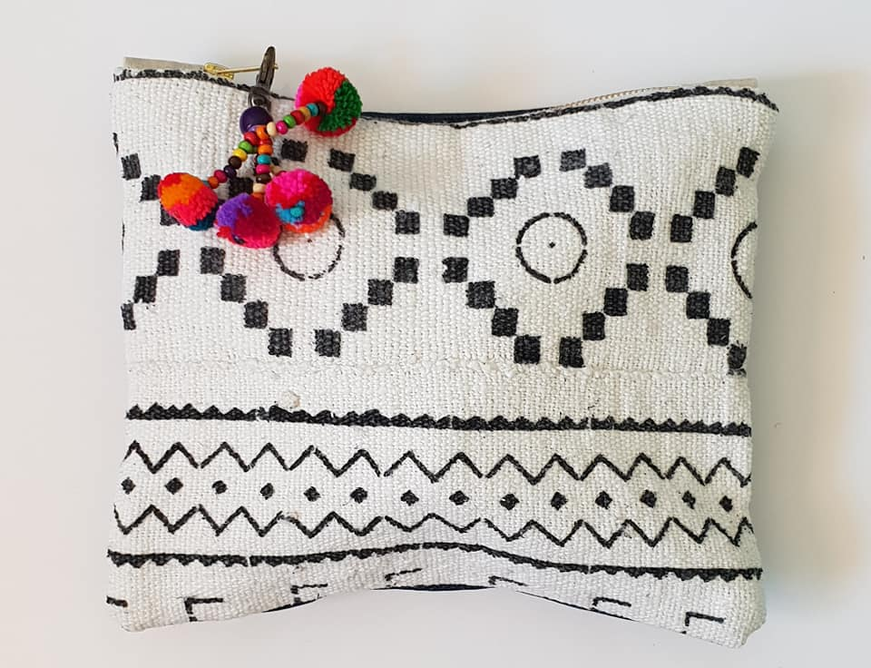 Boho Clutch 002 - Small World Dreams