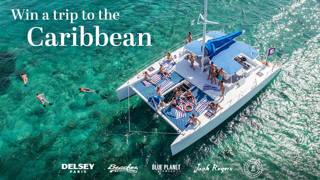 Win a 4 day, 3 night Caribbean getaway for you and your family