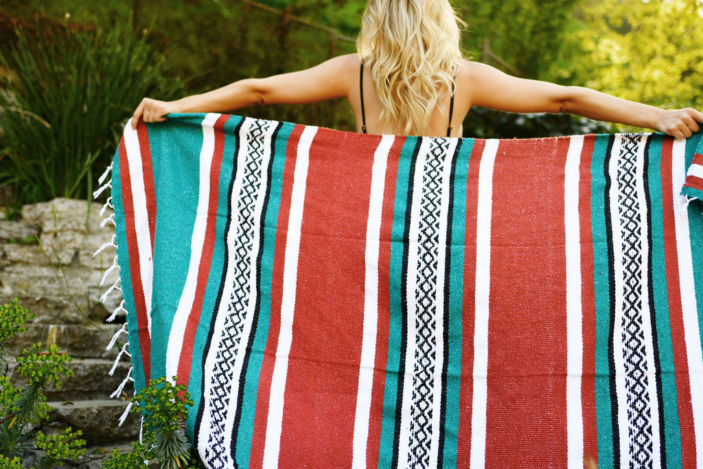 The latest addition to the Laguna Beach family—the Mexican Blanket