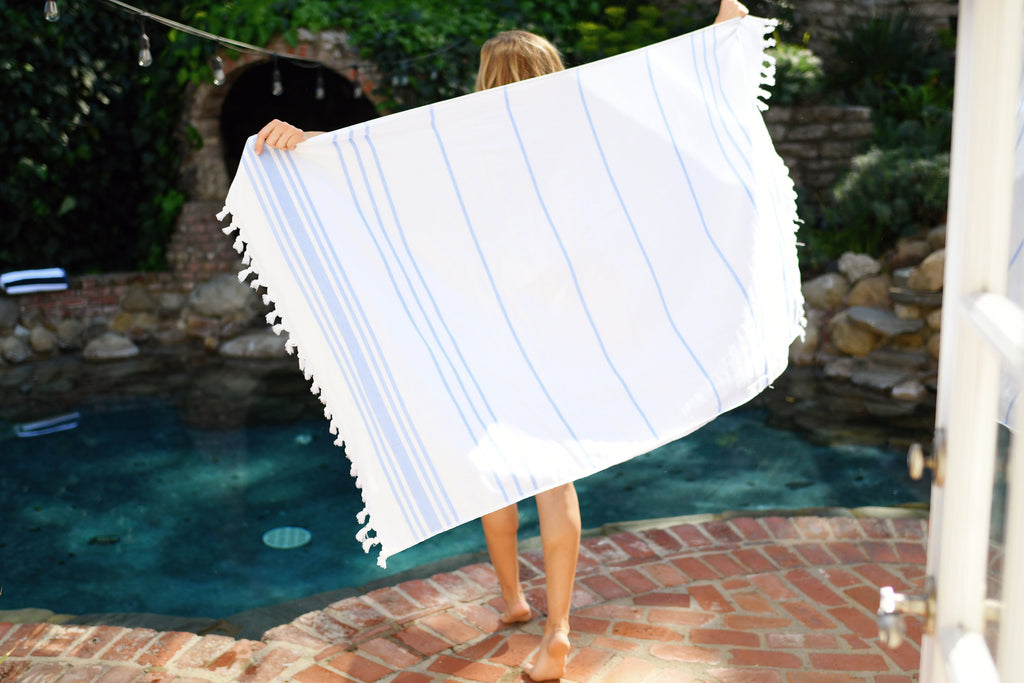 The Turkish Towel - Why We Love Them So Much