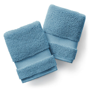 Seal Blue Washcloth Set
