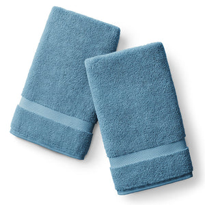 Seal Blue Hand Towel Set