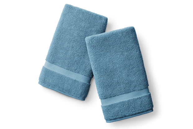 Seal Blue Hand Towel Set 1