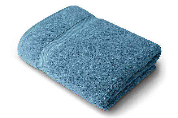 Seal Blue Bath Sheet