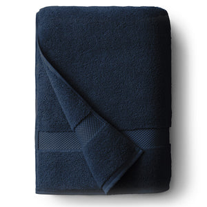 Navy Single Bath Towel