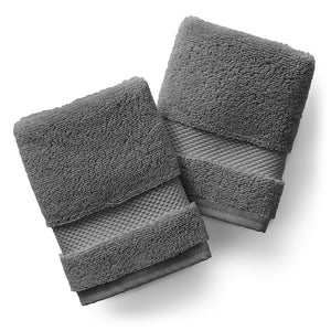 Pewter Washcloth Set