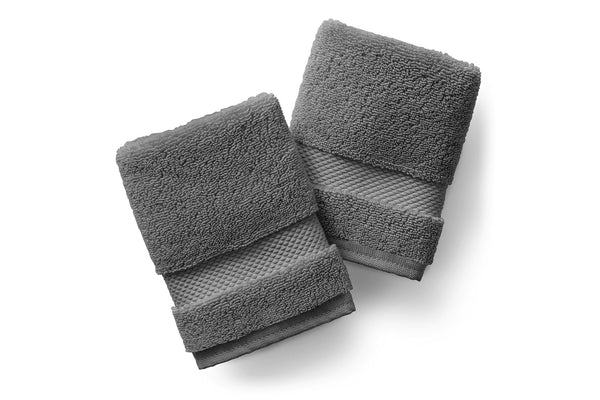 Pewter Wash Cloth Set