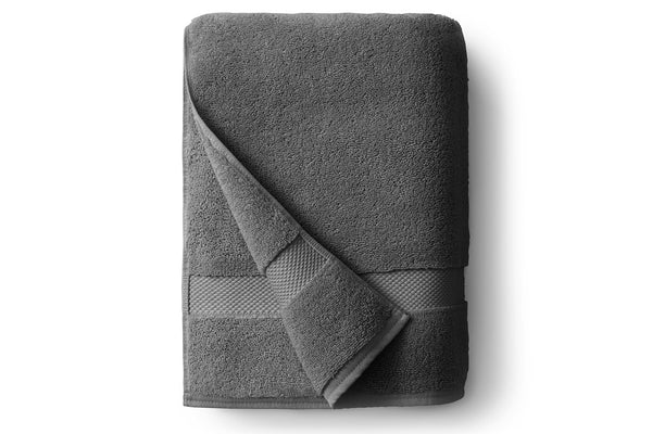 Pewter Gray Single Bath Towel