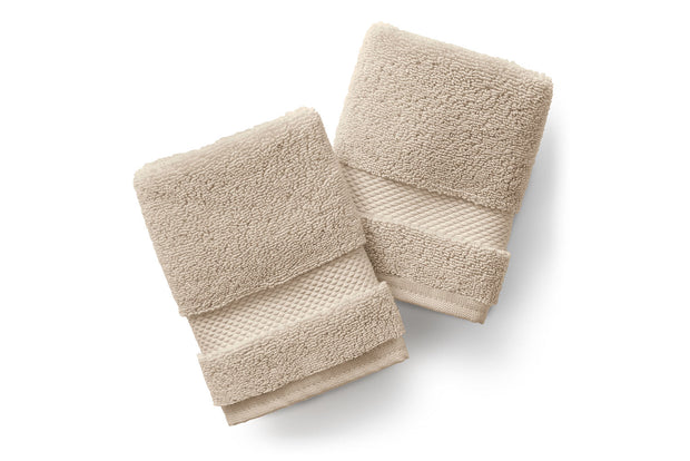 Sand Washcloth Set 1