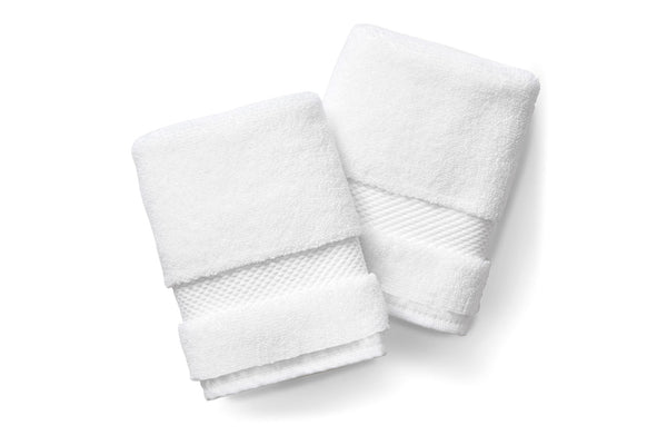 White Wash Cloth Set
