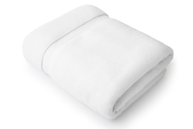 White Bath Sheet 1