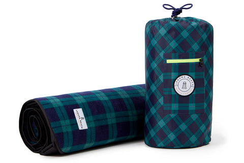 DISC - Marina Plaid Picnic & Outdoor Blanket