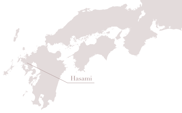 plan hasami japon