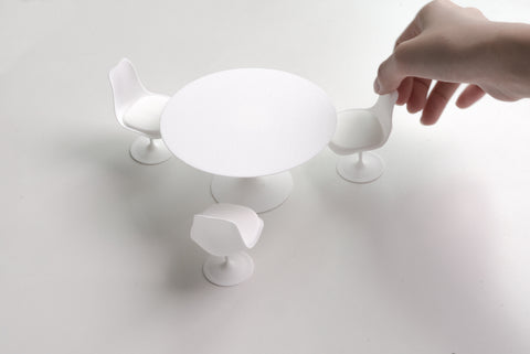 alminty3d-saarinen-tulip-chair-table-miniature-1to12