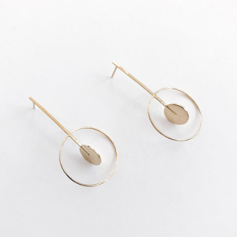 Pendulum Earrings - Alminty3D