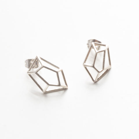 Gemstone Studs - Small - Alminty3D