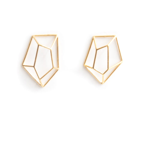 Gemstone Studs - Large - Alminty3D