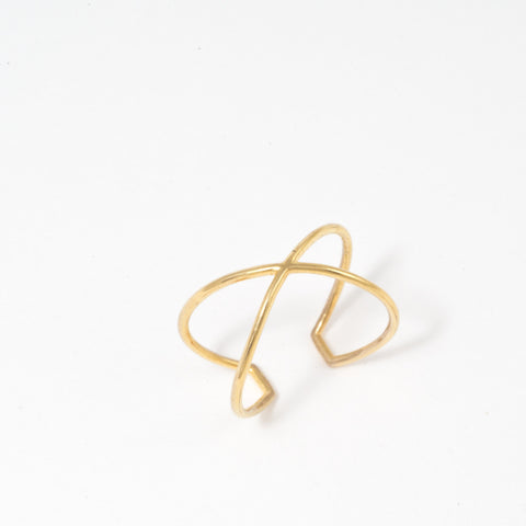 Circular Cross Ring - Alminty3D