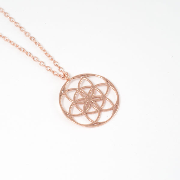 Seed of Life Necklace - Alminty3D