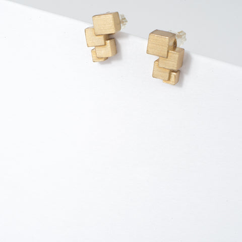 Four-cube Studs - Alminty3D