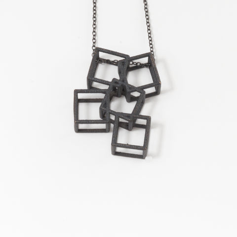 Metaesquema Necklace - Alminty3D