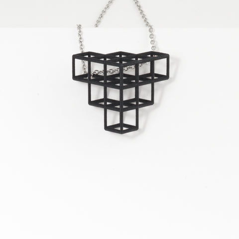Tetris Necklace - 2 - Alminty3D