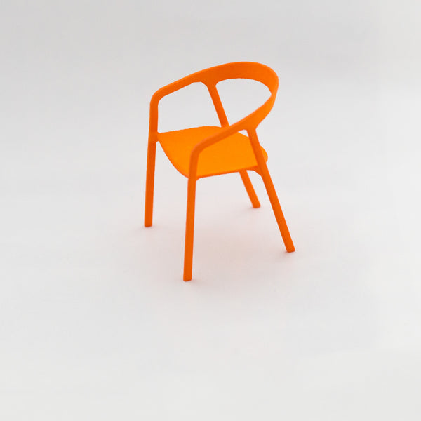 Designer Chair Miniature - She Said Chair - Alminty3D