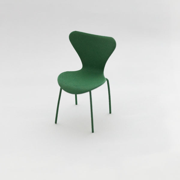 Designer Chair Miniature - Series 7 - Alminty3D