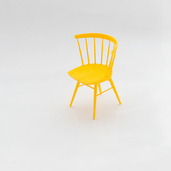 Designer Chair Miniature - Nakashima Chair - Alminty3D