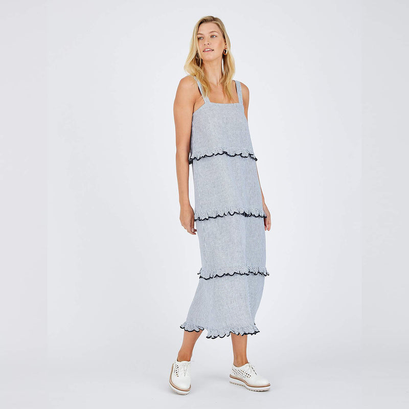 Alessandra - Clementine Maxi Dress