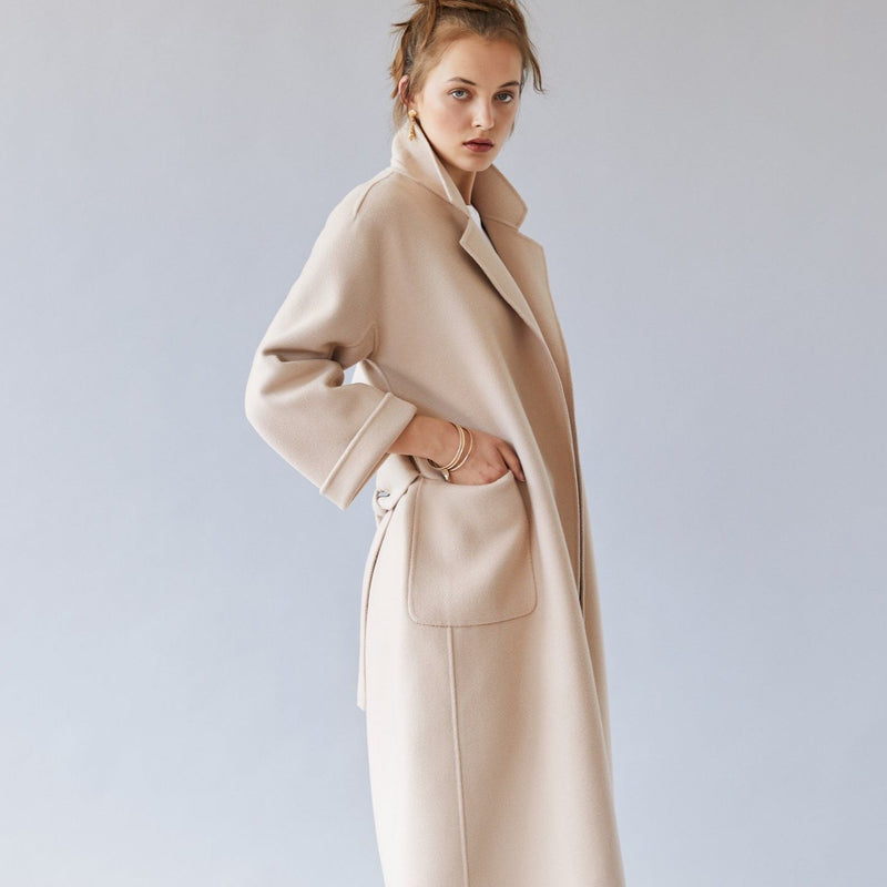 Birds of a Feather Celine Wool Coat BOAFW0071
