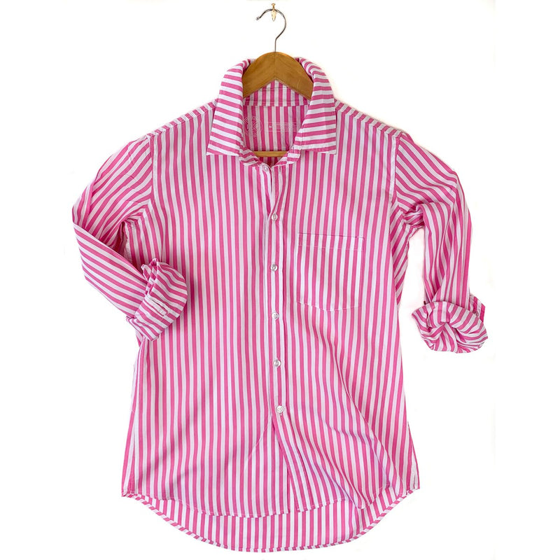 Irving And Powell Franklin Bold Stripe Shirt WSF05