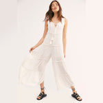 Raga - Golden Rules Tiered Jumpsuit