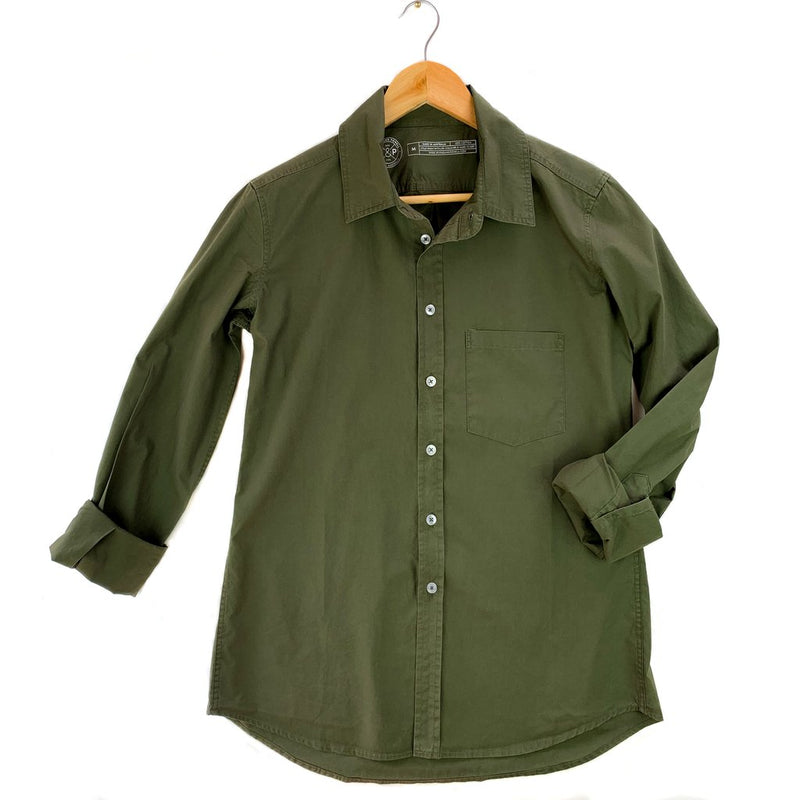 Irving and Powell Franklin Poplin Shirt WSF01