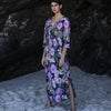 Oneseason - long Poppy St Barts Navy