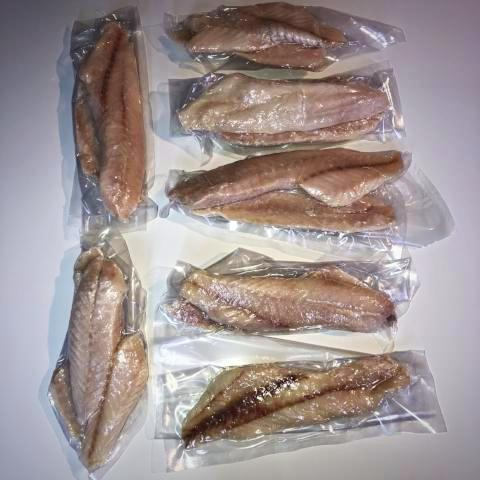 Boneless & Skinless Red Snapper Fillets (10-14 portions)