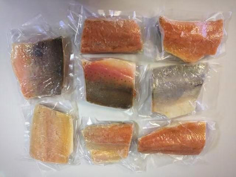 Boneless & Skin On Arctic Char Fillet (7-10 portions)