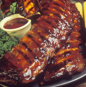 Danish Baby Back Ribs (3-4 portions)