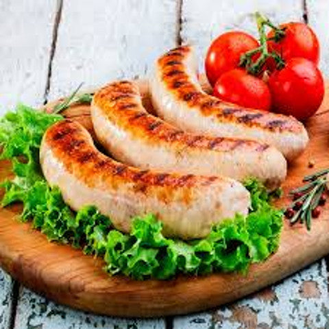 Chicken and Apple Sausage