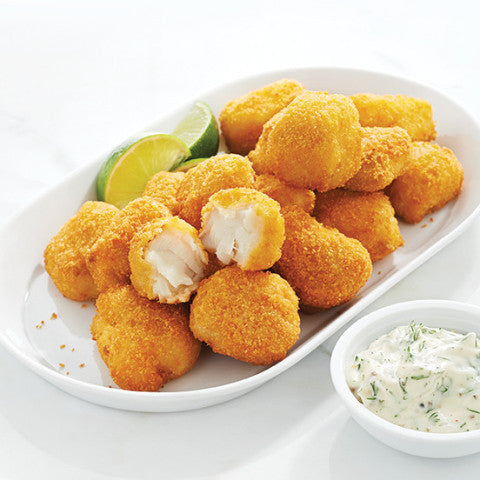 Image of Breaded Atlantic Cod Nuggets (30-35 portions)