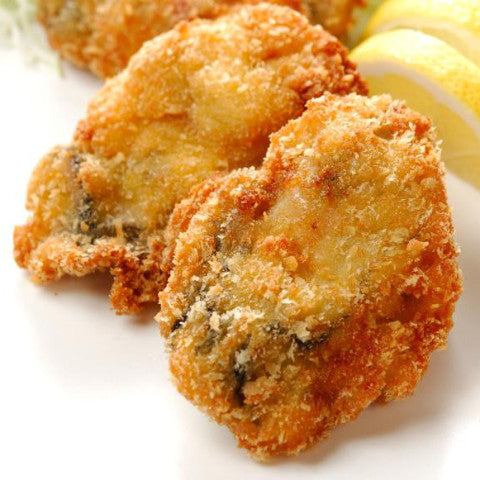 Seasoned Breaded Gourmet Oysters (45-55 portions)