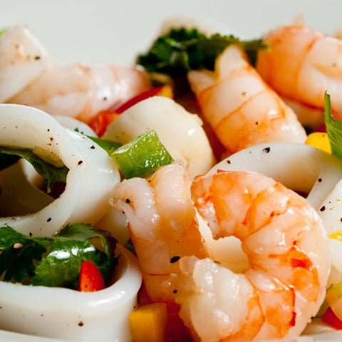 Image of Seafood Medley (3 x 340 gram portions)