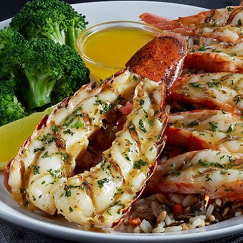 Butterflied Garlic Shrimp