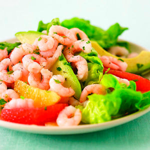 Peeled & Deveined Jumbo Salad Shrimp (250-350 portions)