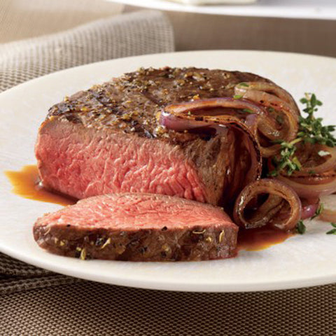 Image of 8 oz. Top Sirloin Steaks (6 portions)