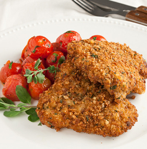 Breaded Veal Cutlets (10 portions)