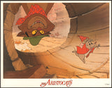 ARISTOCATS Walt Disney1970 lobby card 2*