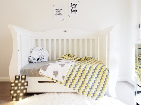 Dream Baby Cot Sheet Set | Baby Boss