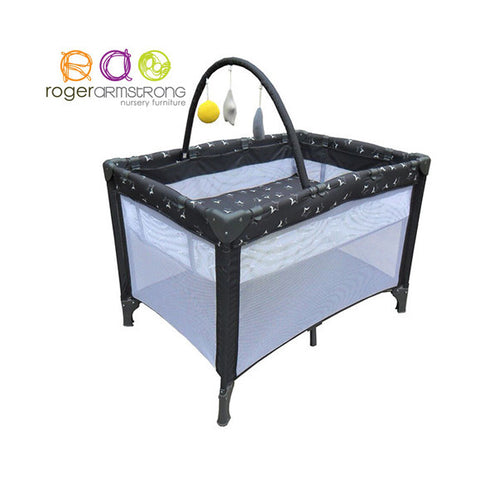 Roger Armstrong | Sleep Easy | Portable Cot